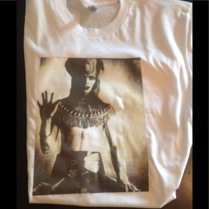 NEW! Hand made Bowie tee